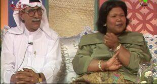لقاء مع إبراهيم الصلال و مريم الغضبان – سهرة العيد