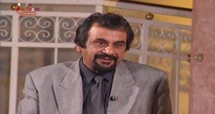 لقاء الفنان عبدالحسين عبدالرضا في دمشق 2001م