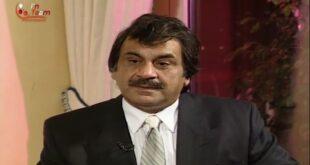 لقاء عبدالحسين عبدالرضا في لندن 1993م